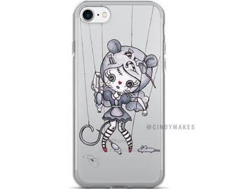 iPhone 7/7 Plus Case – Marionette Puppet Rat Girl