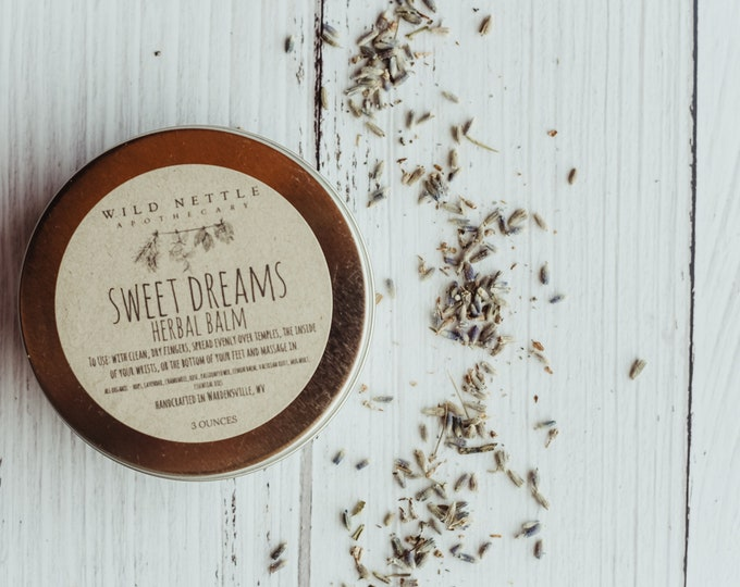 SWEET DREAMS BALM - sleep salve