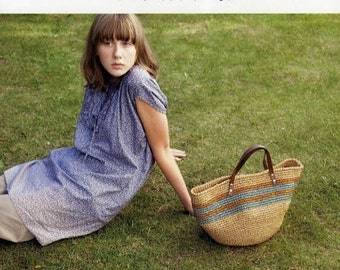 Out of Print / Natural CROCHET of ECO ANDARIA - Japanese Craft Book