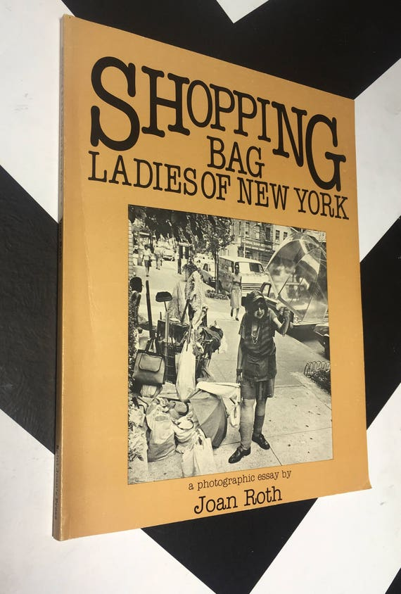 Shopping Bag Ladies of New York by Joan Roth