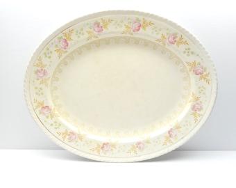 Vintage Crown Ducal Ware Platter