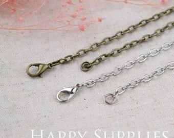 "10pcs High Quality 31.5"" Long Chain Necklace (W151 / W153)"
