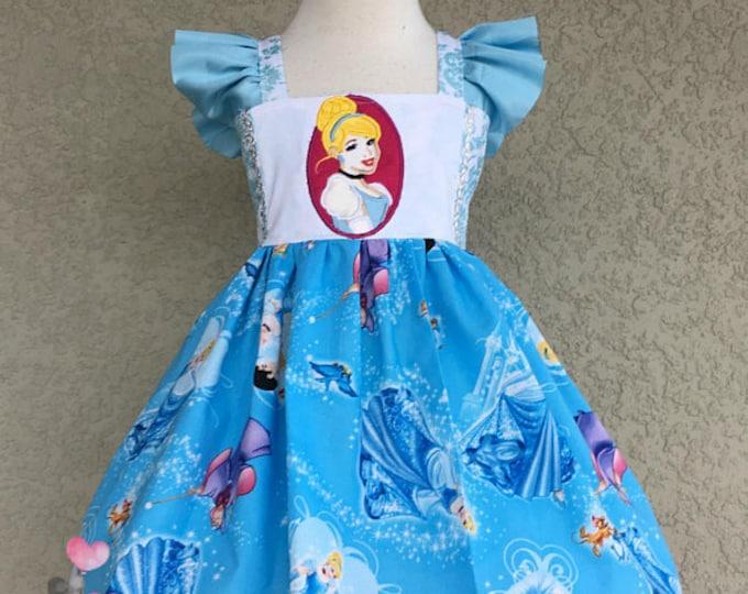 Cinderella Cameo Hattie Dress
