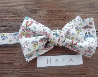 Pace bow tie Liberty Goosey beige