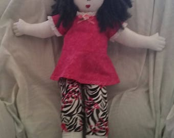 Handmade Dolls - Pinkie