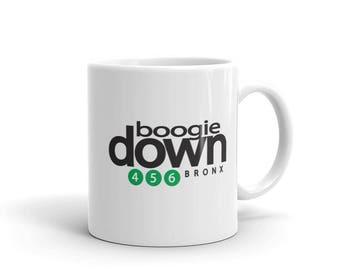 Bronx - NYC - Boogie Down - Mug made in the USA