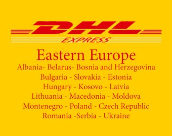DHL to Eastern Europe