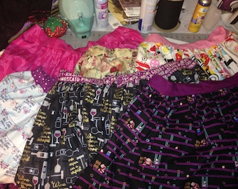 Level 2 Lolita Pinup Rockabilly 100% cotton 1/2 elastic Skirt Grab Bag Mystery Box