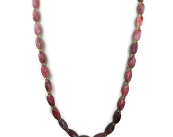 Vintage Napier Beaded Necklace
