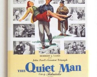 The Quiet Man Movie Poster Fridge Magnet