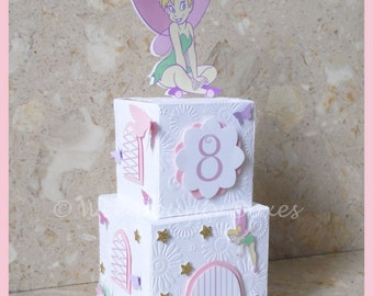 Fairy Table Decoration. Fairy Centrepiece. Birthdays. Baby Showers