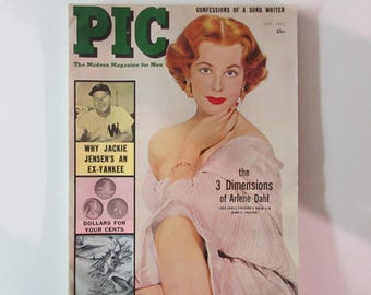 Pic Magazine September 1953
