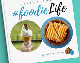 Cookbook & Recipe Template for Adobe InDesign | Instant Printable Download