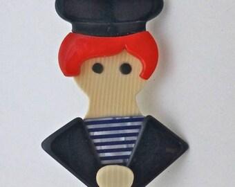 Sailor Boy by Lea Stein