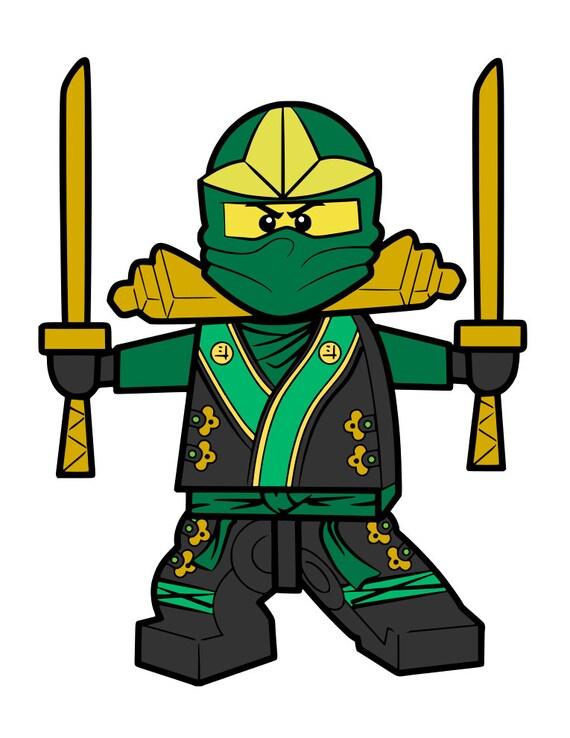 what is the green ninjago name