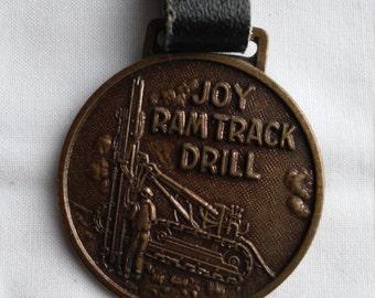 Vintage Joy Manufacturing Co. Advertising Watch FOB