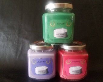 8 oz. soy candle