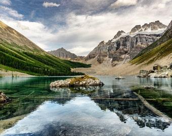 Consolation Lakes Photography Print