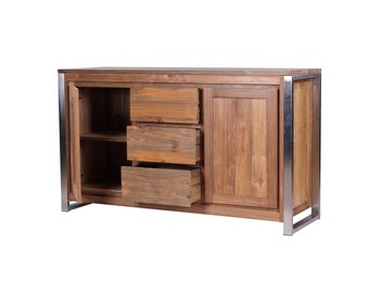 Loyok Reclaimed Industrial Sideboard. Stunning, ethical, eco-friendly and free delivery!