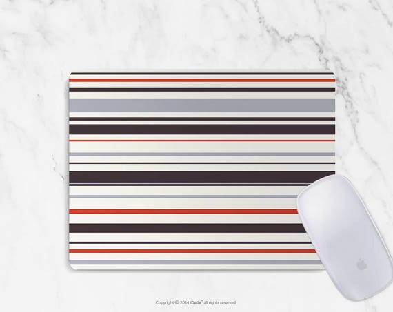 Mousepad for Men Stripes Mousepad Rectangle Mouse pad Beautiful Design Stripes Mouse pad Cute gift Office Computer Accessories 8
