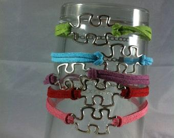 Puzzle link bracelets SALE