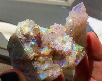 ANGEL AURA spirit quartz