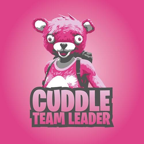 Cuddle team leader fortnite digital download - Cuddle team leader from fortnite ...