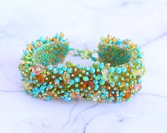 Handmade Fancy Bracelet, the perfect gift for her