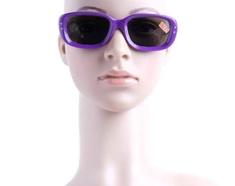 Glasses of sun of 60's