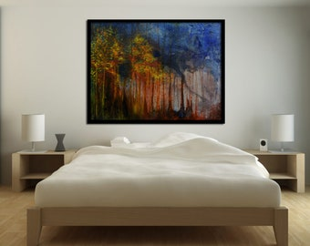 FOREST of COLOURS PAINTING