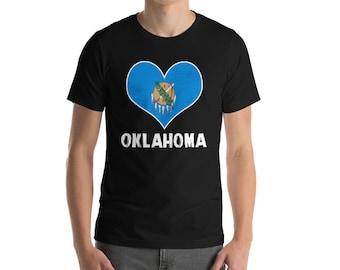 Oklahoma Shirt - Oklahoma Tshirt - Oklahoma - Oklahoma Gifts - Oklahoma State Shirt - Oklahoma Tee - State of Oklahoma - Home Shirt