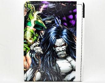 Lobo Wallet - Comic Book Wallet