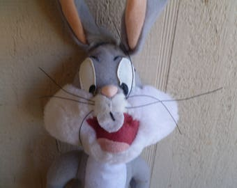 Bugs Bunny Plush Figure Applause Warner Bros