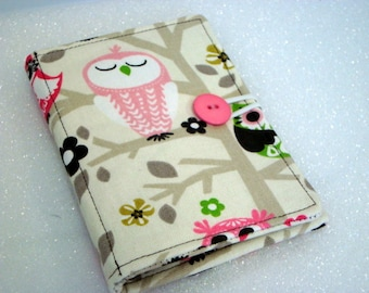 Honey Do List, Grocery List Taker/ Comes with- Note Pad and Pen- Owls on Branches
