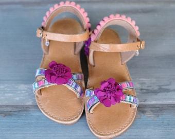 "Kids sandals ""Viola"""