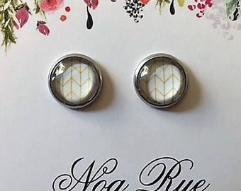 Buttercup Array 10mm Stud Earrings