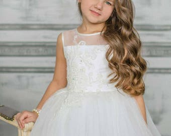 LERI Flower Girl Special Occasion Dress