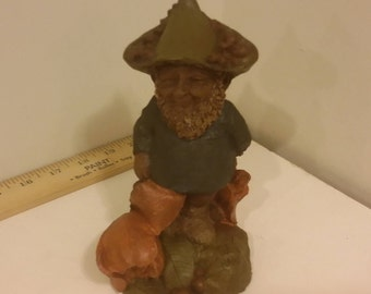Tom Clark Gnome, Hans Figure, Cairn Studio Item #27, 1983