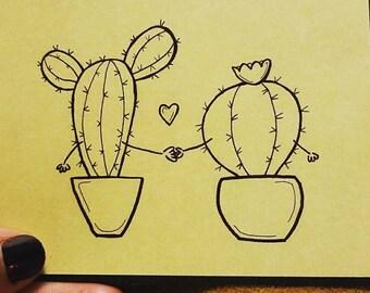 Nopales Valentine