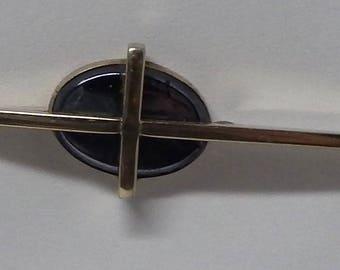 Vintage Hickok USA Special Design Tie Clip