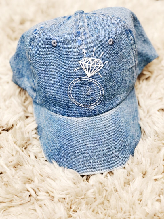 Put a Ring on it Hat | Ring Hat | Bride Gift