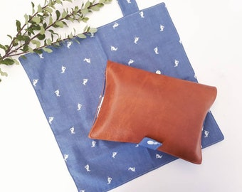 Nappy Wallet and Change Mat