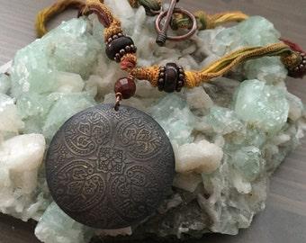 Healing Energy Flow Necklace