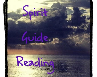 Spirit Guided Reading by Medium; Psychic; Intuitive Connecting with Guides; Angels; Spirits; Answer within 24 hours or less