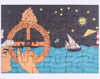 Puzzle – Astrolabe
