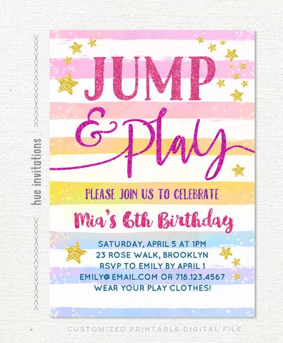 birthday email invites