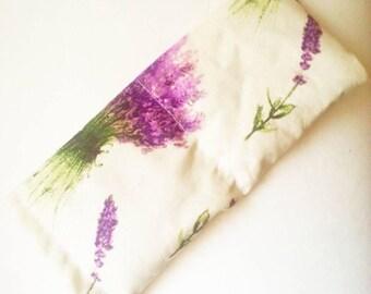 Lavender eye pillow, relaxation, yoga, shavasana, meditation, yoga prop, yoga eye pillow, lavender flowers, eye mask