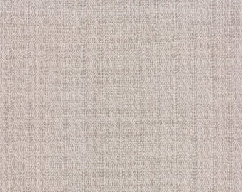 Taupe-ish Gray Blender Fabric, Moda Winterberry 13145 18 Snow, Kate & Birdie Paper Co, Winter Cable Stitch Quilt Fabric, Cotton