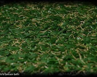 Artificial Grass, Fake Grass, Green Turf Mat, Artificial Turf, Doll House  Grass