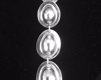 Osmena Pearl and Sterling Silver Pendant